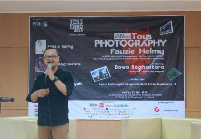 "TOYS LAND 2016 (PRE-EVENT) : ""TOYS TALK & PHOTOGRAPHY WORKSHOP"""