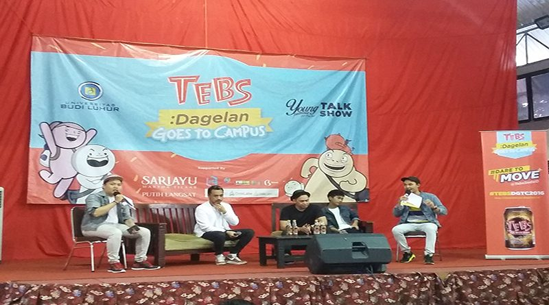 DAGELAN GOES TO CAMPUS