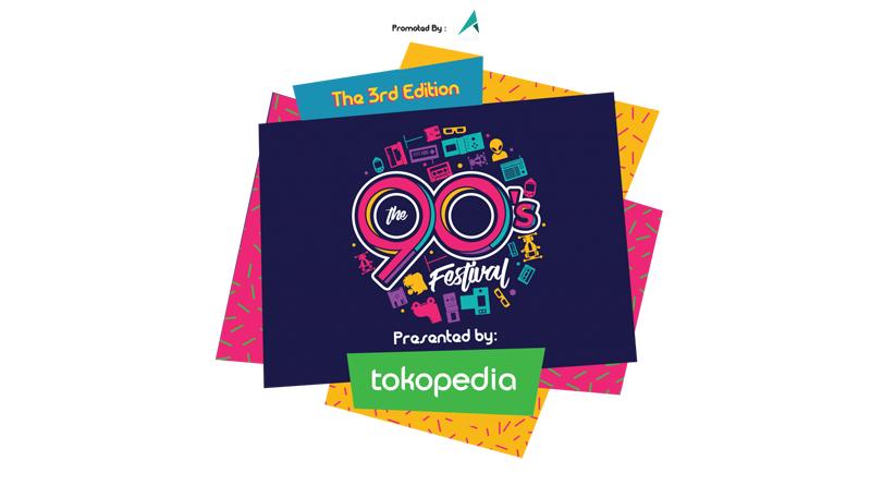 The 90′ Festival dengan Kemeriahannya