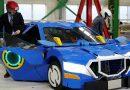 Mobil Robot Wujud Nyata Gundam