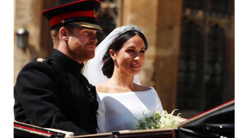 "Royal Wedding Pangeran Harry dan : """"Kamu sangat cantik. Aku beruntung memiliki kamu"""