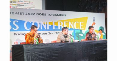 "The 41st Jazz Goes To Campus  ""Bring the Jazz On!"""