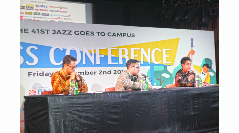 """The 41st Jazz Goes To Campus  """"Bring the Jazz On!"""""""