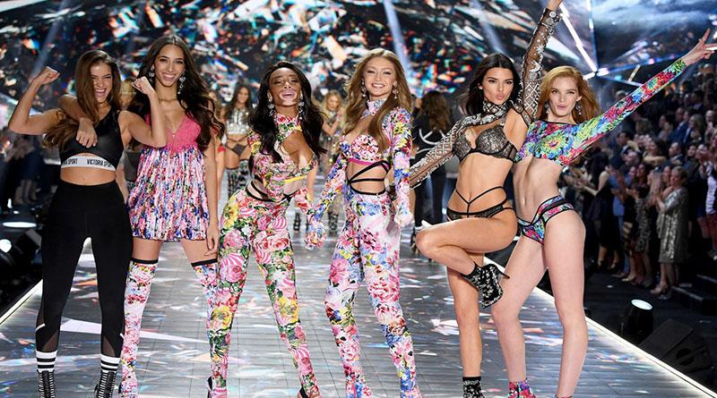 Intip Serunya Victoria Secret 2018 : Last Show Adriana Hingga Winnie Mencetak Sejarah