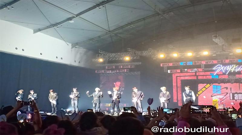 Serunya Konser Tunggal Rookie Monster Stray Kids #Unveiltourinjakarta