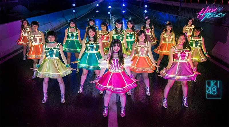 JKT48 Mengajak Bersenang-Senang Serta Meraih Mimpi di Lagu High Tension dan Tsugi No Season!