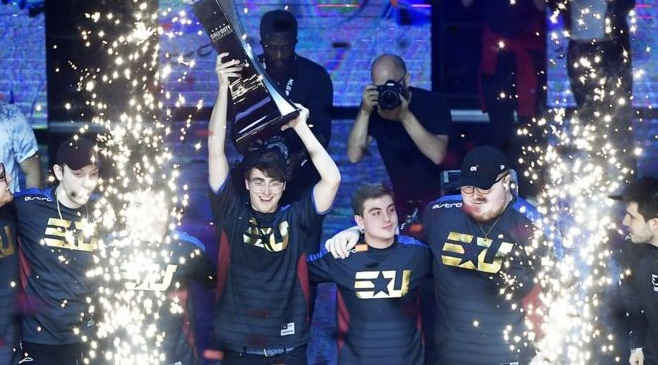 EUnited Menjuarai Turnamen Call of Duty World League Championship 2019