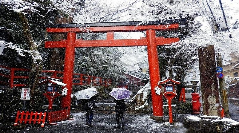 Spot Liburan Menarik saat Musim Dingin di Jepang