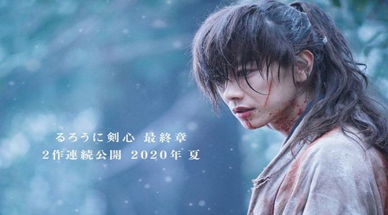 "Live Action ""Rurouni Kenshin : The Final/The Beginning""  Tetapkan Tanggal Rilis"