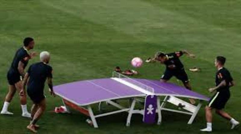 Olahraga Teqball Sudah Masuk Ke Indonesia