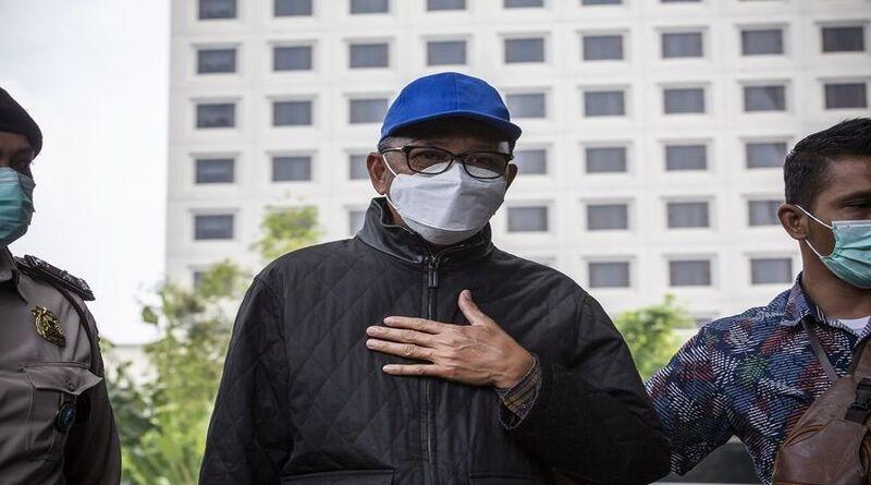 Operasi Tangkap Tangan Terhadap Gubernur Sulawesi Selatan, Nurdin Abdullah