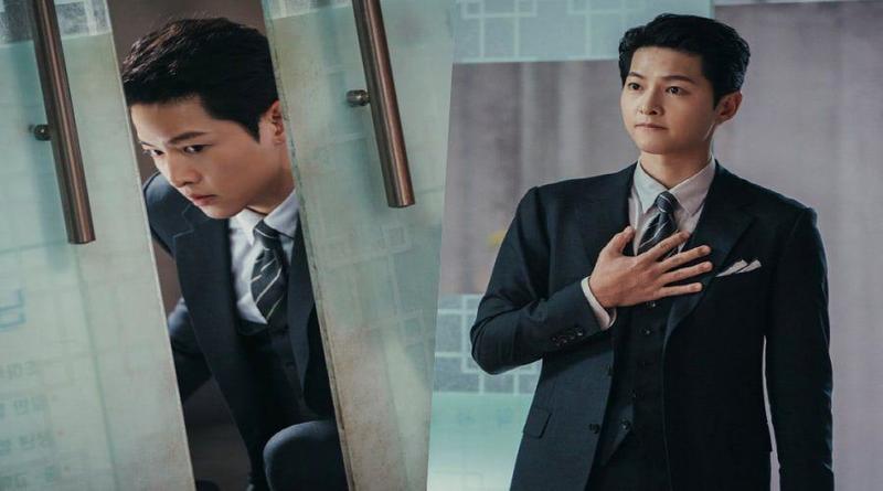 """Dalam Pencarian Emas di Drama """"Vincenzo"""", Potensi Sesungguhnya Song Joong Ki Terungkap"""