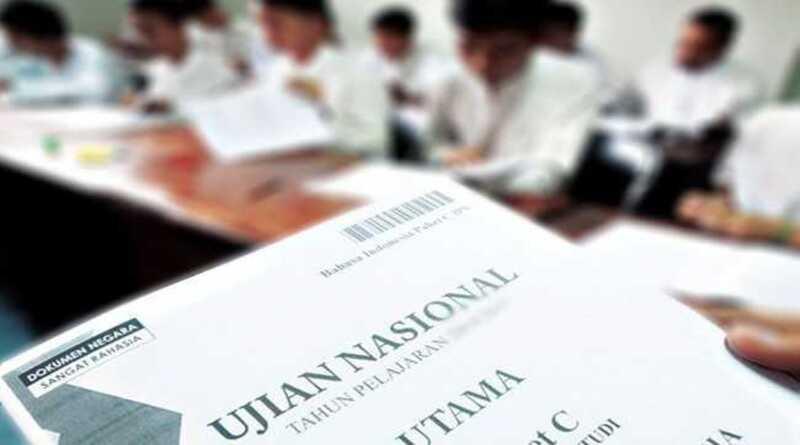 Ujian Nasional 2021 Resmi Dihapus