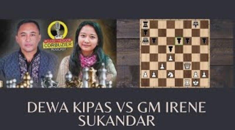 Hasil Pertandingan GM Irene VS Dewa Kipas
