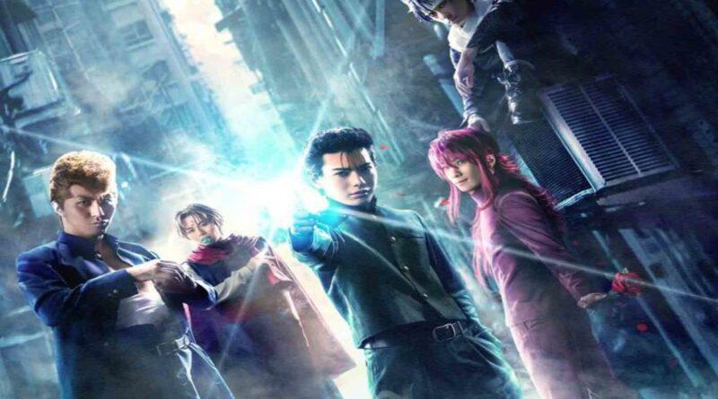 """Netflix Kembali Menggarap Anime """"Yu Yu Hakusho"""" Menajdi Live Action"""