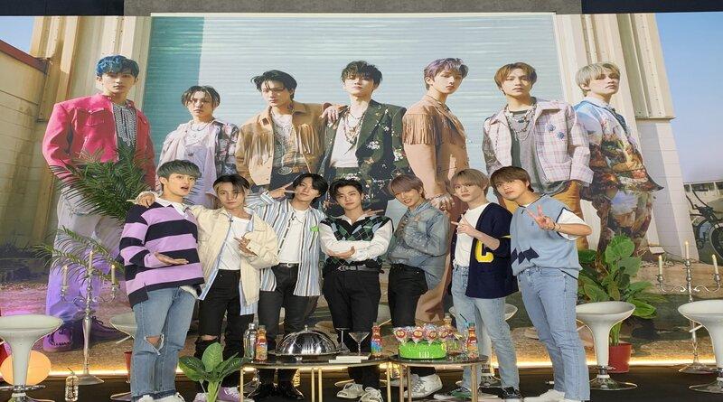 NCT Dream Bicarakan Full Album 'Hot Sauce' dan Kembalinya Mark ke Grup