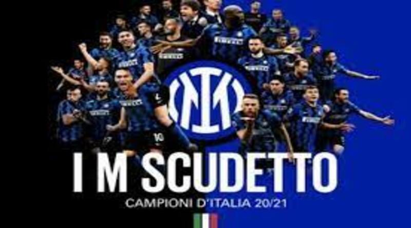 Inter Milan Raih Scudetto 2020-2021!