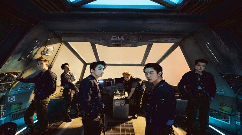 """Tembus 1,2 Juta Keping Album, EXO Kembali Pecahkan Rekor di """"Don't Fight The Feeling"""""""